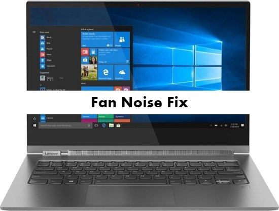 Lenovo Yoga C930 Fan Noise