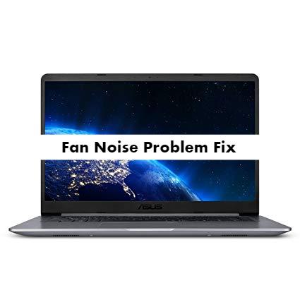 ASUS VivoBook F510UA Fan Noise