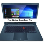 iBall CompBook Netizen Fan Noise Problem Fix