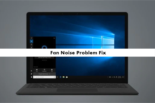 Surface Laptop 2 Fan Noise
