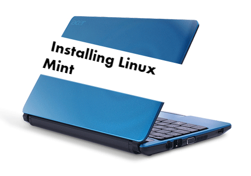 Acer Aspire One Linux Mint