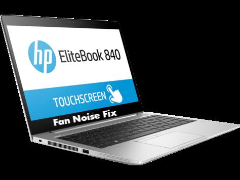 HP Elitebook Fan Noise Fix