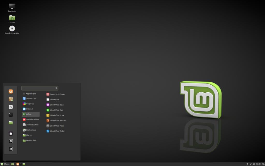 Lenovo Ideapad 330 Linux Mint