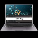Huawei MateBook X Pro BIOS Key to enter into BIOS
