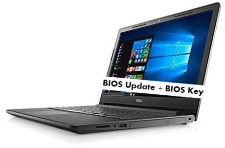 Dell Inspiron 3567 BIOS update