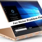 Lenovo Yoga 920 Fan Noise or Loud Fans Problem Fix