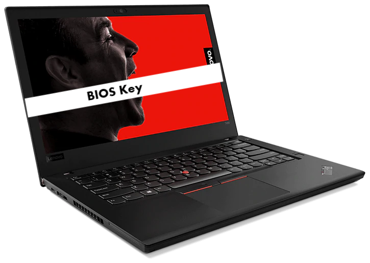 Lenovo ThinkPad T480s BIOS Key
