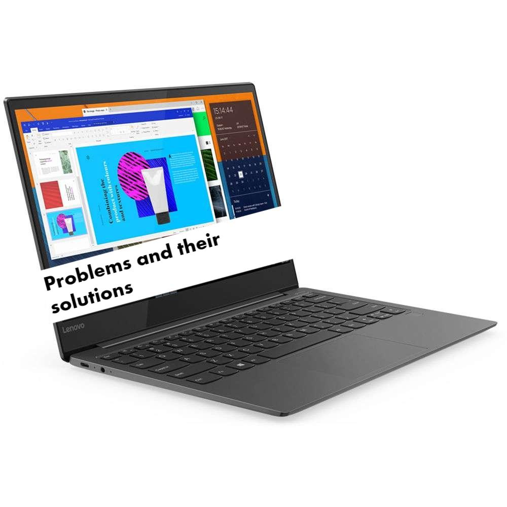 Lenovo Ideapad 730S Problems