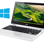 Install Windows 10 on Acer Chromebook R11