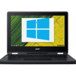 Install Windows 10 on Acer Chromebook Spin 11