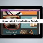 Microsoft Surface Go Linux Mint