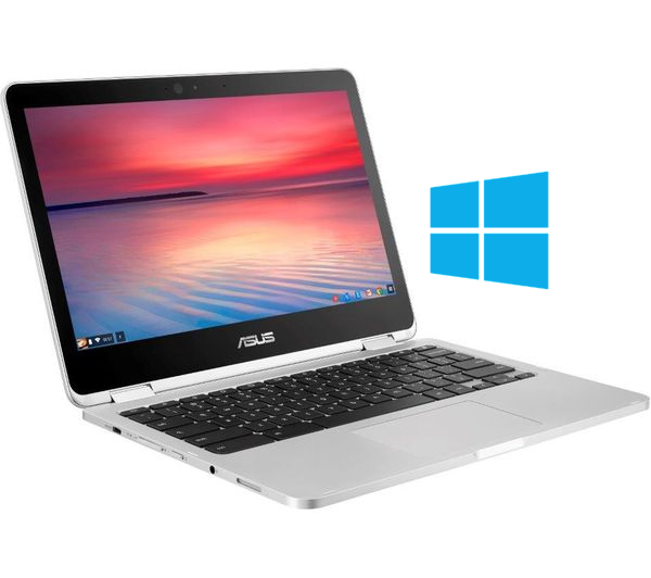 How to Install Windows 10 on Asus Chromebook Flip