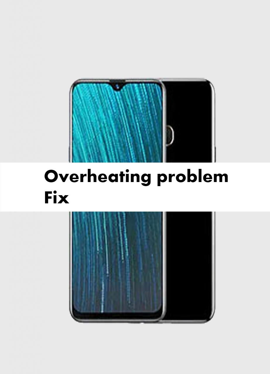 Oppo A5s Overheating