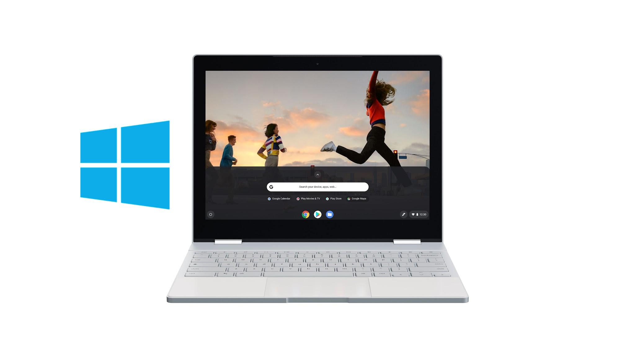 Install Windows 10 on Google Pixelbook