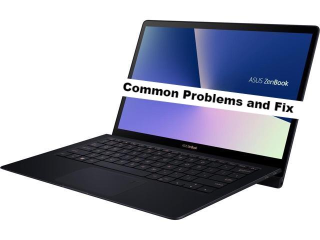 ASUS ZenBook S UX391UA problems