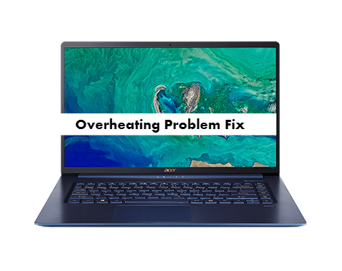 Acer Swift 5 Overheating
