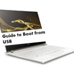 HP Spectre 13 Boot from USB