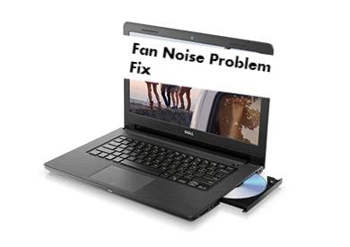 Dell Inspiron 14 3467 Fan Noise fix