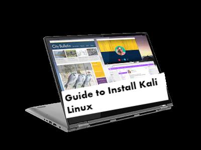 Lenovo Yoga 530 Kali Linux