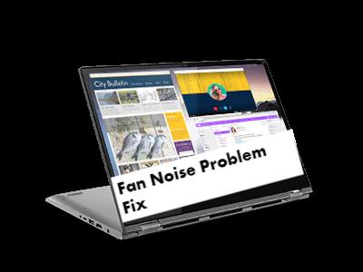 Lenovo Yoga 530 Fan noise