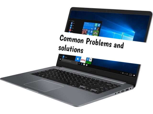 Common Asus Vivobook problems