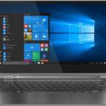 Lenovo Yoga C930 Touchpad not working