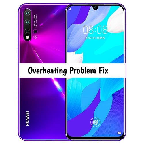Huawei Nova 5 Overheating