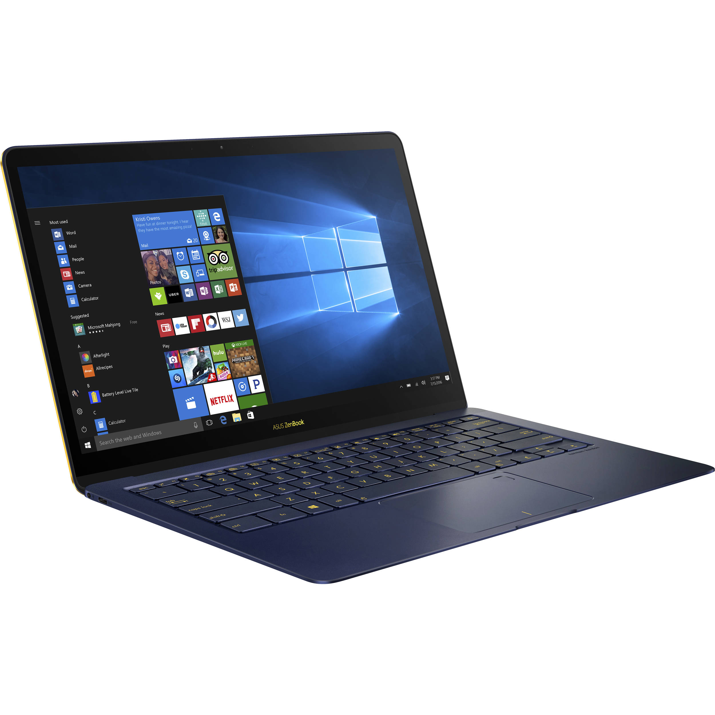 Asus Zenbook 3 Boot from USB