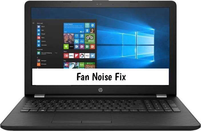 HP 15q fan noise