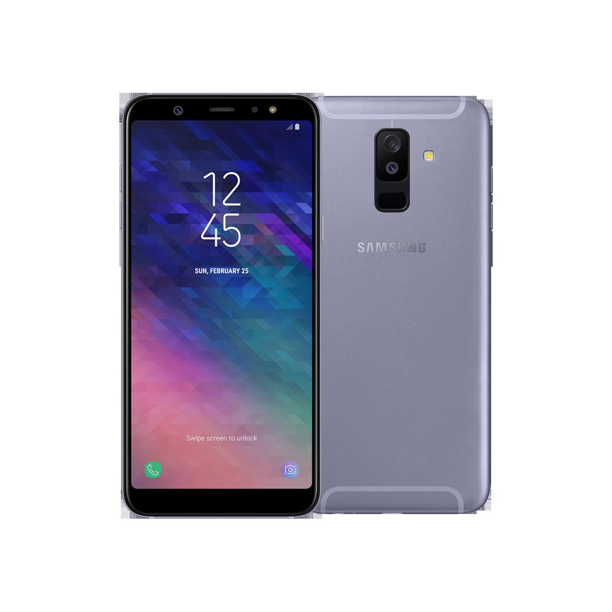 Samsung Galaxy A6 Plus Call recorder