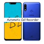 Infinix Hot 7 Call Recorder for recording all calls automatically