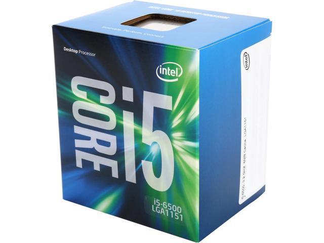 Intel Core i5-6500 Overclock