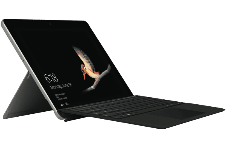 Microsoft Surface Go screen flickering