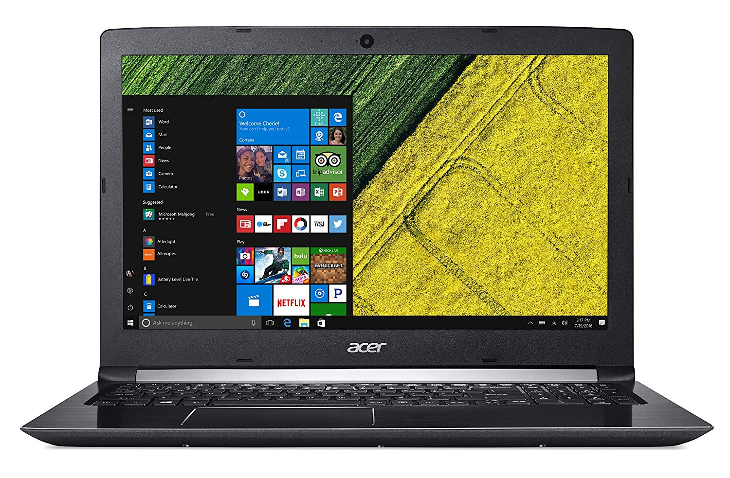 Acer Aspire 5 slow