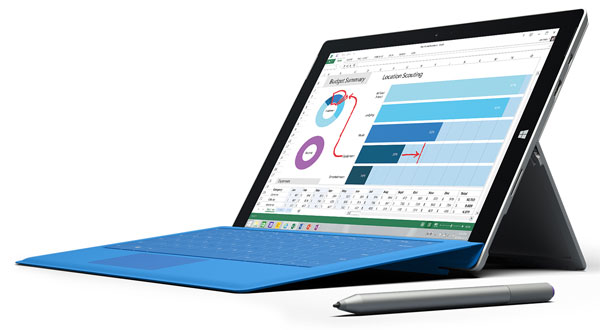 Microsoft Surface Pro 3 Running Slow