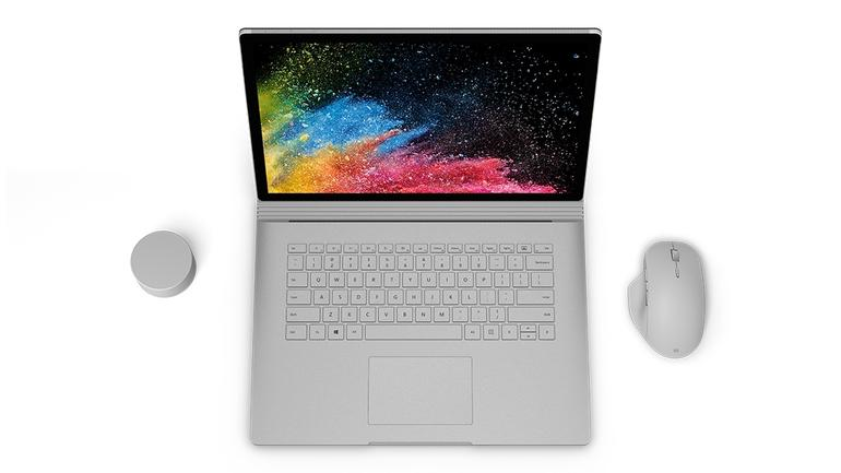 Microsoft Surface Book 2 slow performance