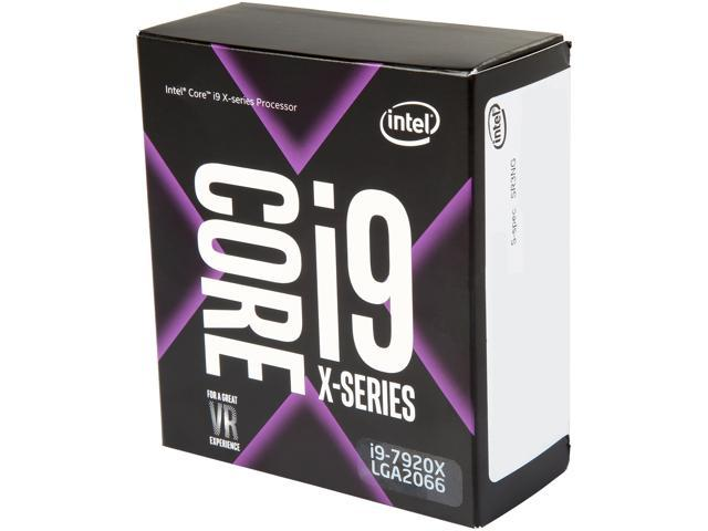 How to overclock Intel Core i9-7920X