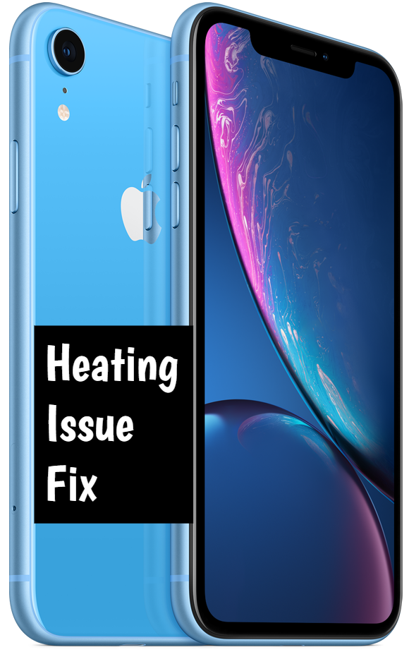 Apple iPhone XR overheating problem