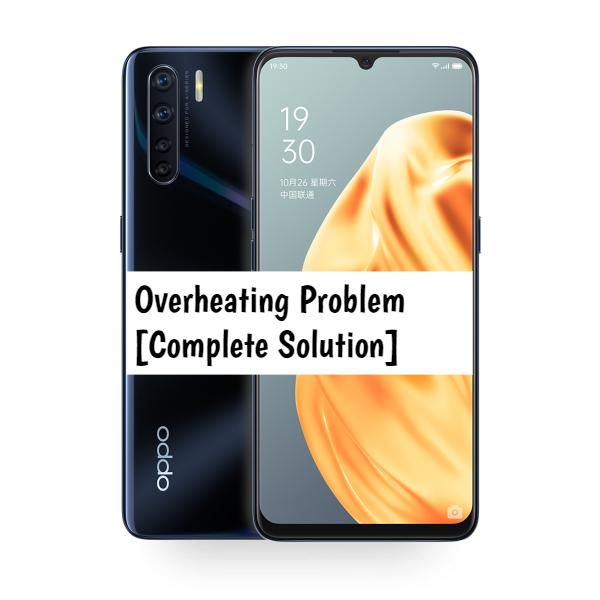 Oppo A91 Overheating Problem