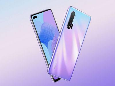 Huawei Nova 6 SE call recorder