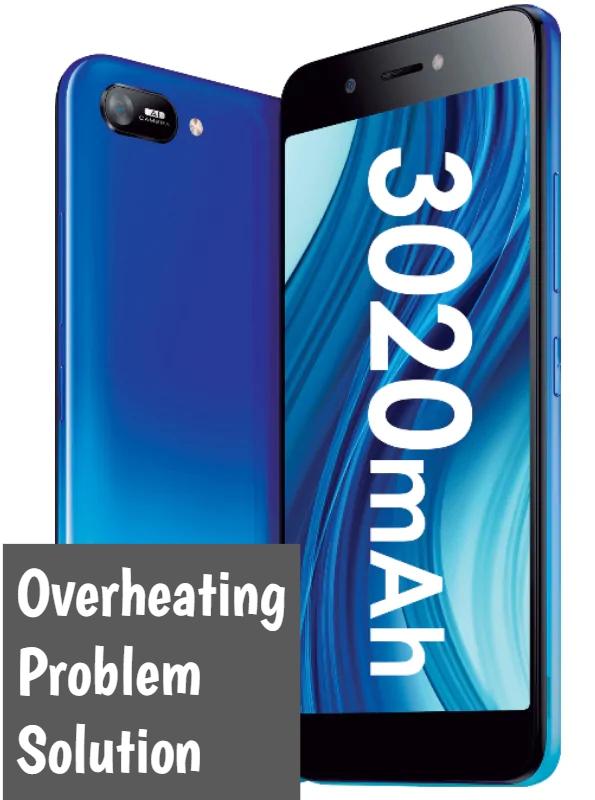 Itel A25 Overheating problem