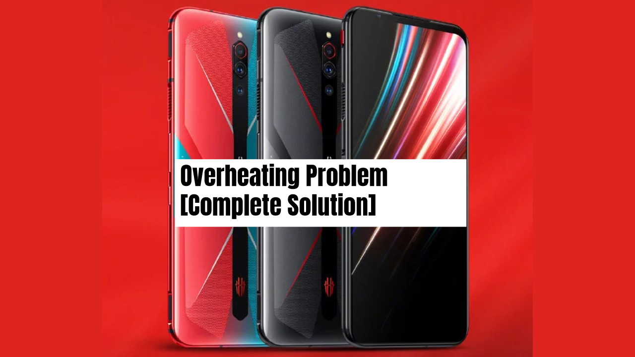 Nubia Red Magic 5G Overheating Problem Fix
