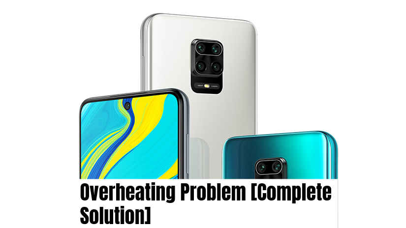Redmi Note 9 Pro Max Overheating Problem fix