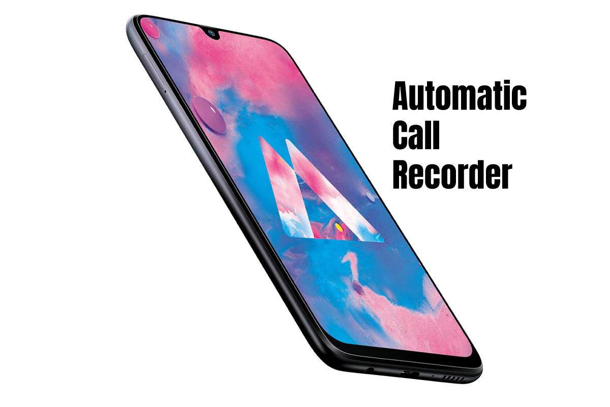 Samsung Galaxy M11 Call Recorder