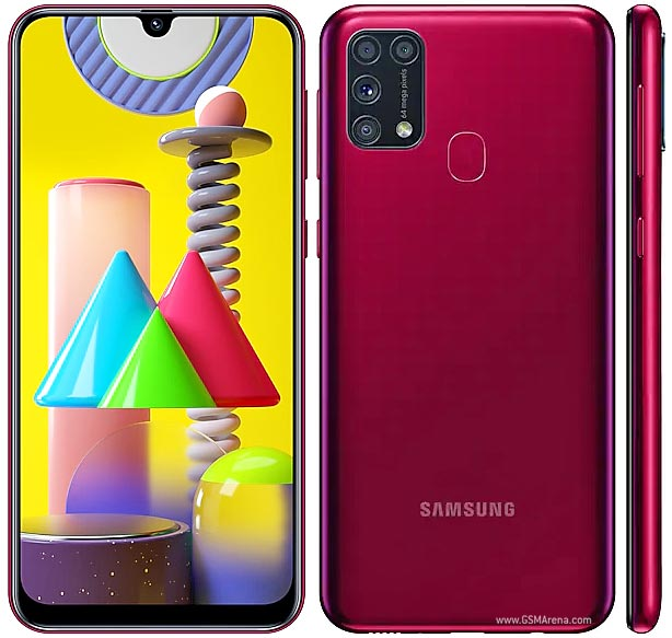 How to connect Samsung Galaxy M31 with TV?
