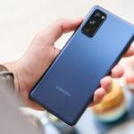 Samsung Galaxy S20 FE Call Recorder