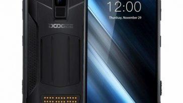 Doogee S90C Overheating Problem Fix