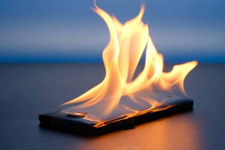 Alcatel OneTouch Pop Up Overheating Problem Fix