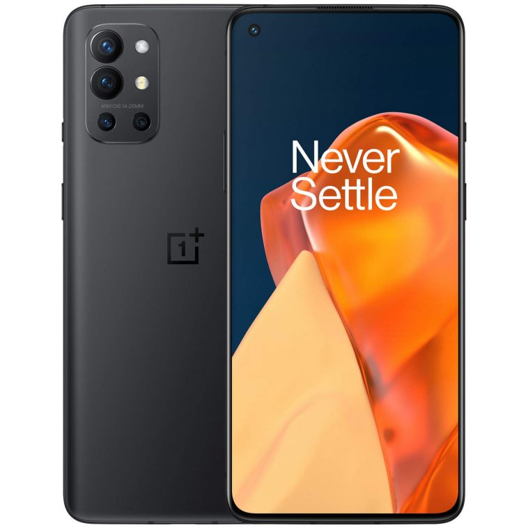 OnePlus 9R Stock Wallpapers