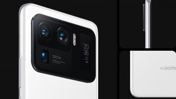 Xiaomi Mi 11 Ultra Stock Wallpapers